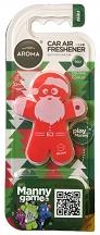 Zapach samochodowy - Świąteczny MANNY Mikołaj