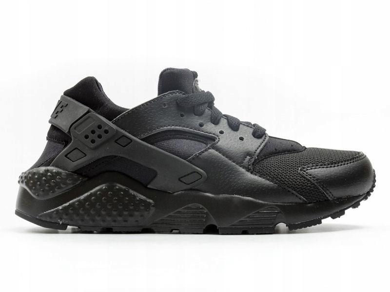 Buty Damskie Nike Huarache Run Czarne 654275 016 7520021332 Oficjalne Archiwum Allegro