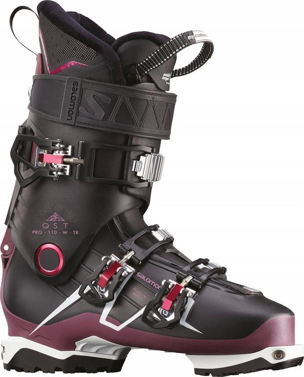 Buty narciarskie Salomon QST PRO 110 W