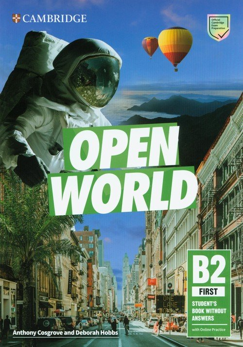 Open World First Student's Book without Answers