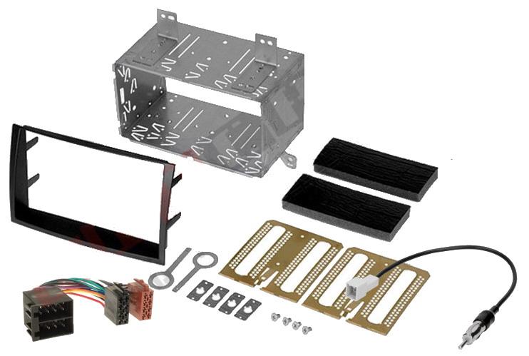 Ramka radiowa złącze ISO Kia Ceed 2009-2012 2DIN