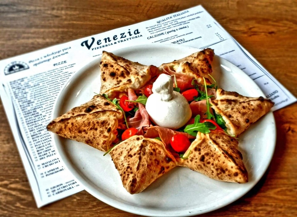 Voucher na pizzę w Venezia Pizzeria&Trattoria
