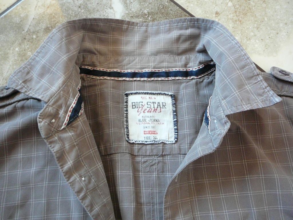 koszula męska Big Star XL