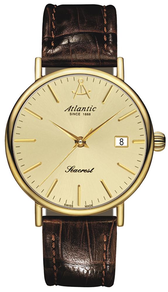 Zegarek męski ATLANTIC Seacrest 50354.45.31 Zegare