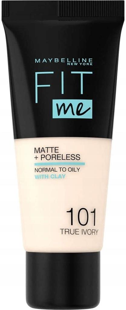 Podkład do makijażu FIT ME Matt&Poreless