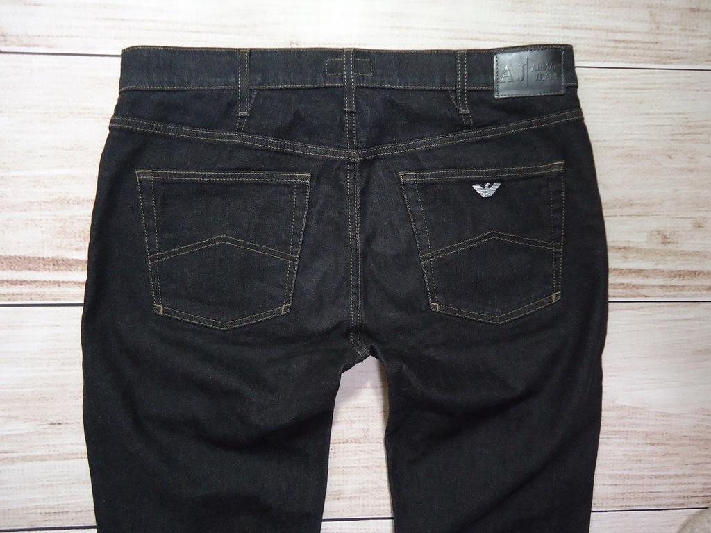 Spodnie ARMANI JEANS 36/34 W36 L34 Comfort Fit