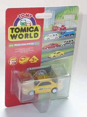 TOMY Taxi do Trackmaster