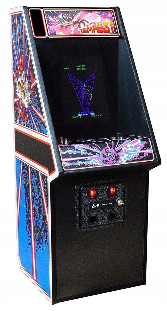 Mini Automat Do Gry Replicade X Tempest 8519384492 Oficjalne Archiwum Allegro