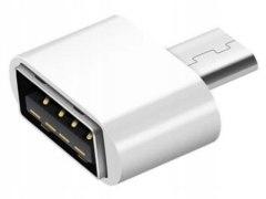 ADAPTER Przejściówka MICRO USB na OTG HOST