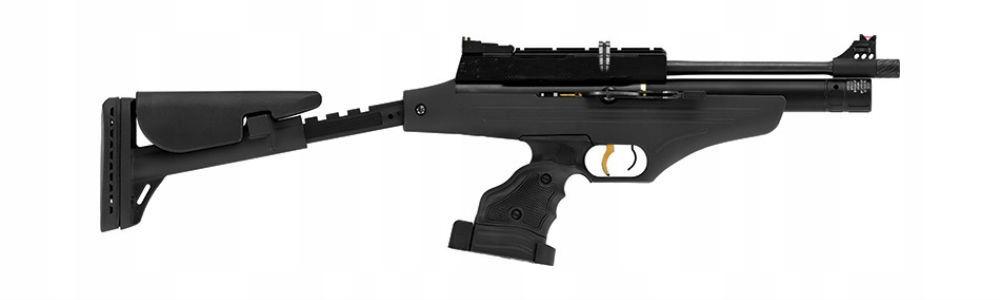 Wiatrówka pistolet PCP Hatsan (AT-P2)