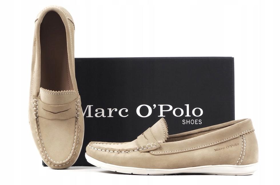 Marc O Polo Nowe Mokasyny Polbuty Damskie 37 5 9578797626 Oficjalne Archiwum Allegro