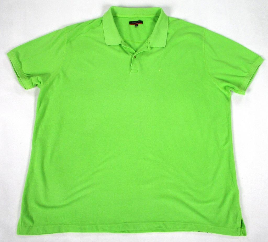 ** PIERRE CARDIN **_4XL_Modna, super koszulka polo