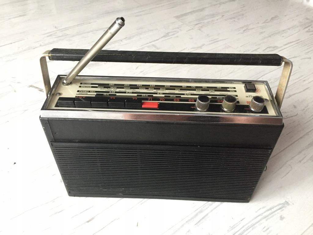 RADIO UNITRA DIORA ALINA 2