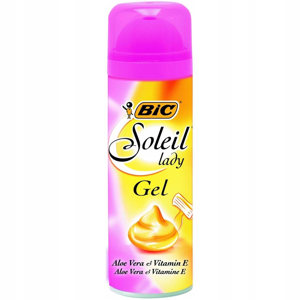 Bic Żel do golenia dla kobiet BIC SOLEIL 150ml