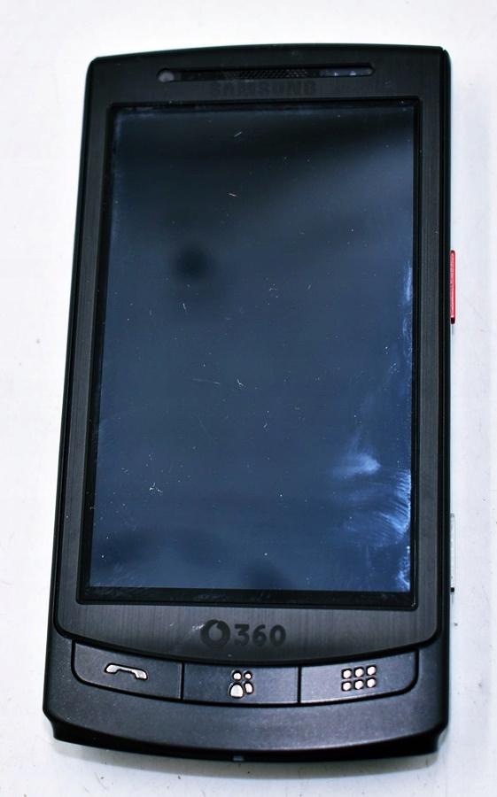 5961-1 ..SAMSUNG H1 360... p#s SMARTFONE 16GB 5MPX