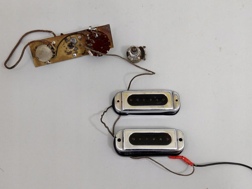 Elektronika Gitary Musima Przetworniki Marma