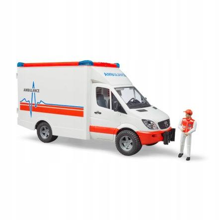 Bruder ambulans