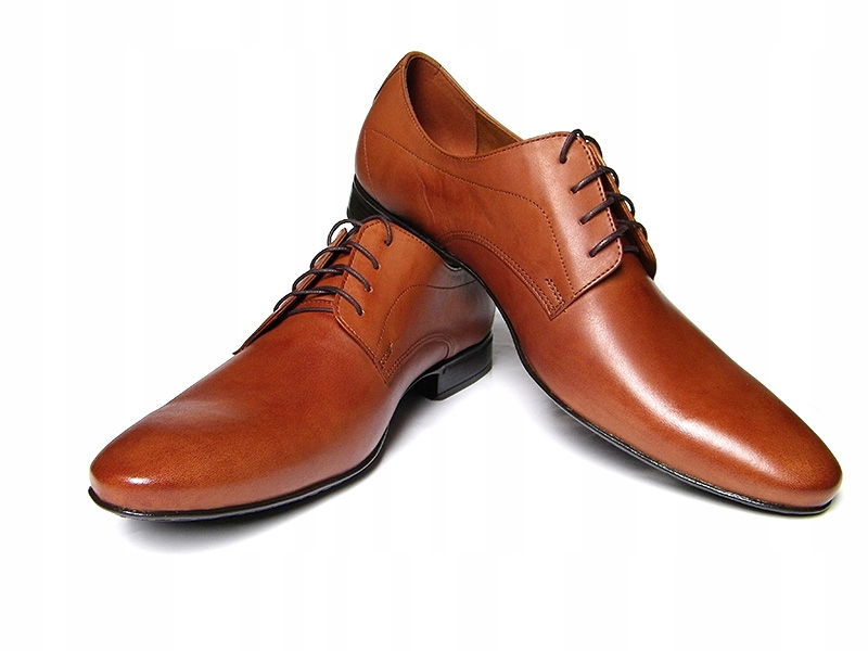 Półbuty męskie pantofle wizytowe KENT-BUT 135/C 41