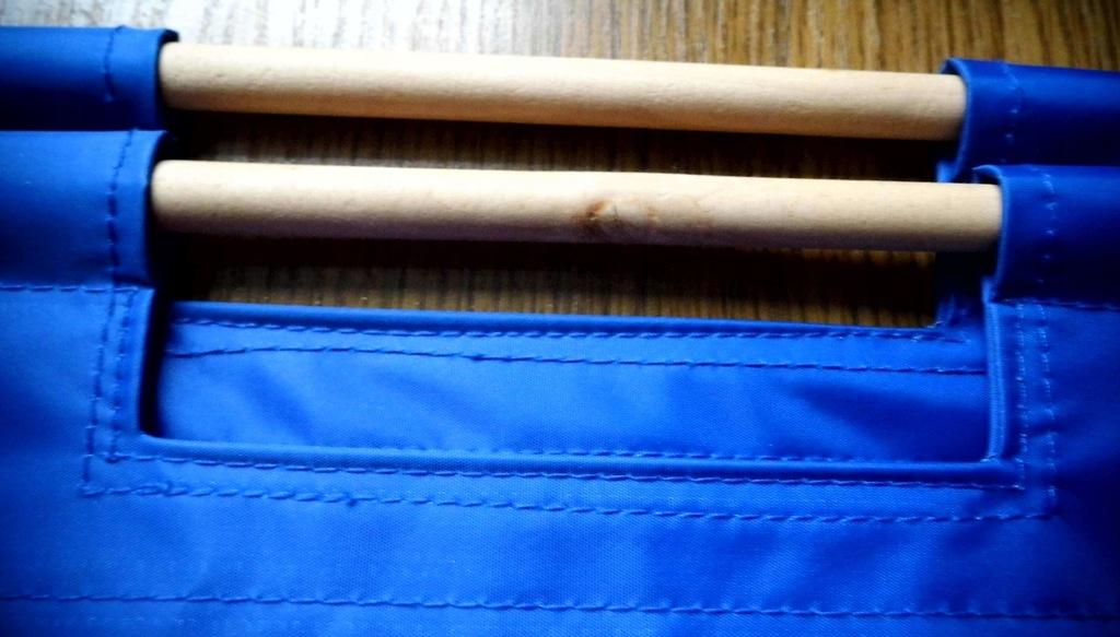 Torba HARIBO MAOAM z drewnianymi rączkami 7767091049