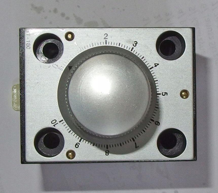 Regulator przepływu wydajność Hydro QV-06 16 l/min