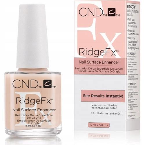 Baza CND RidgeFX Enhancer pod lakier Vinylux 15ml
