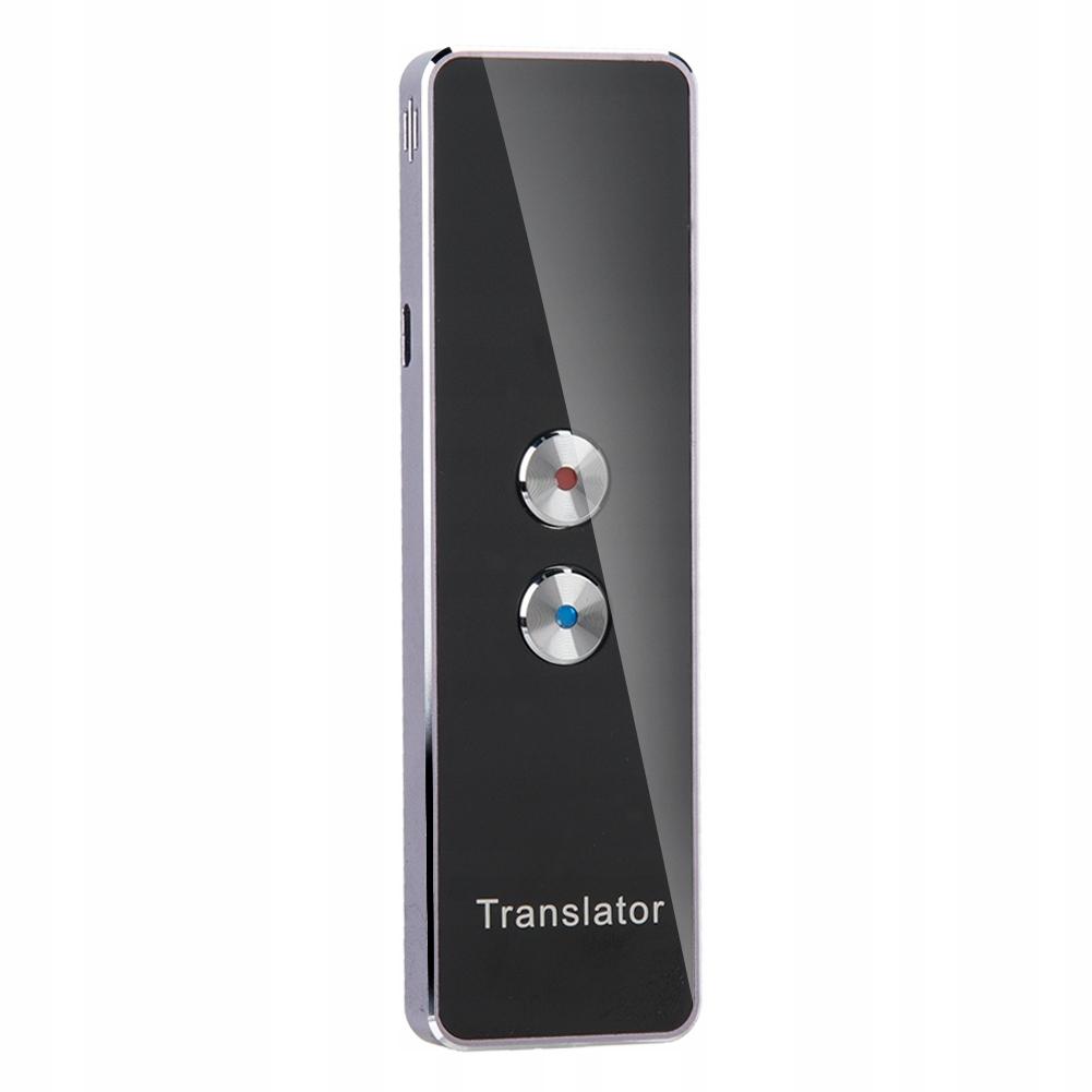 Tłumacz elektroniczny może ustawić 40 języków