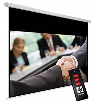AVTek Ekran elektryczny Business Electric 240, 16: