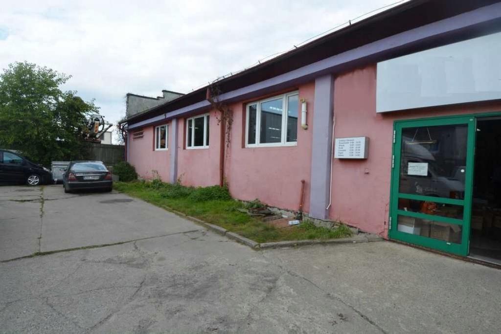Magazyny i hale, Szczecin, 912 m²