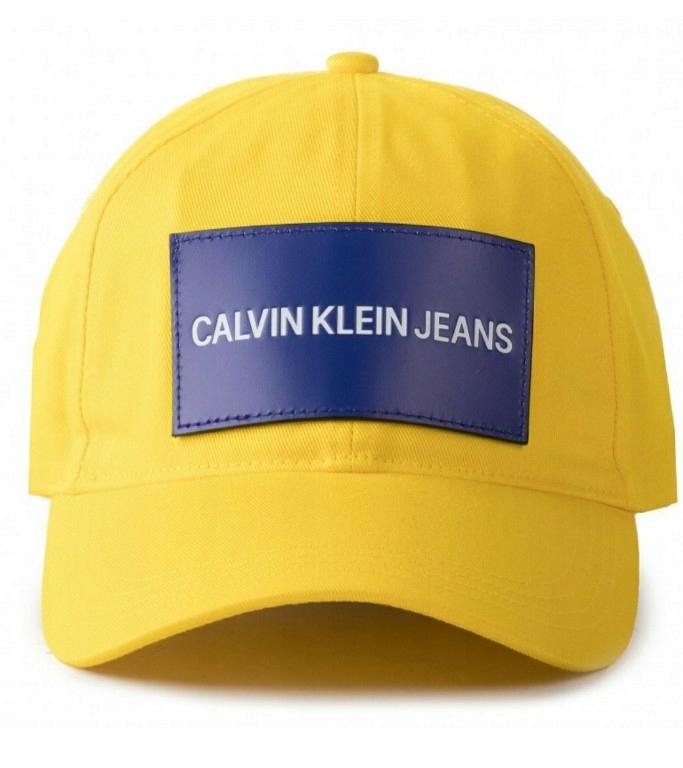 Calvin Klein jeans czapka z daszkiem 100% oryg.