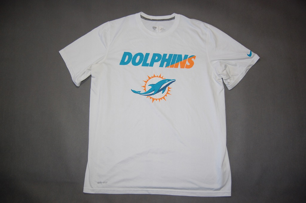 Koszulka Nike Dolphins NFL Roz L