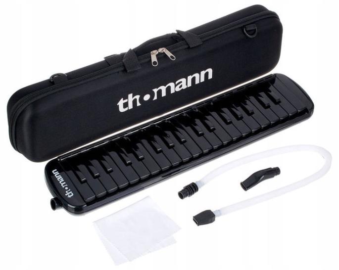 Melodyka harmonijka 37-klawisze Thomann zestaw
