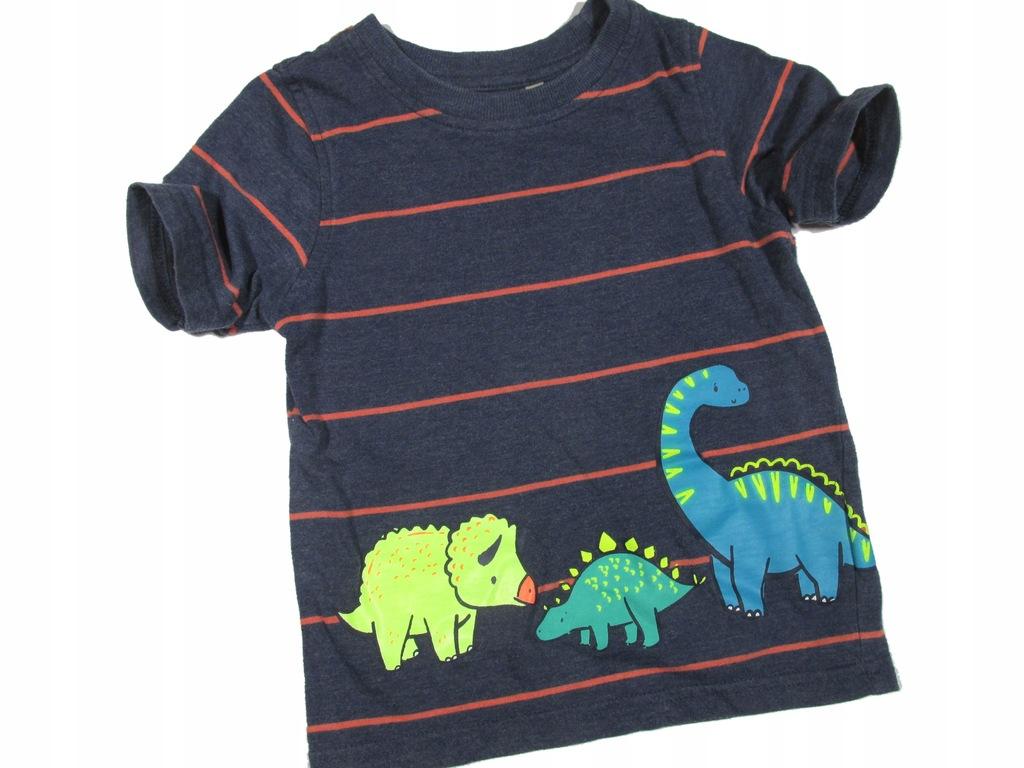 george bluzeczka t-shirt dinozaury___92/98