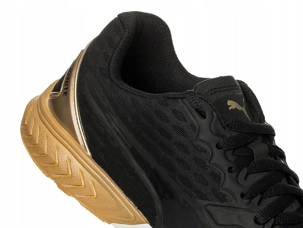 Buty damskie Ignite XT v2 Gold czarno złote r. 38 (188987 02