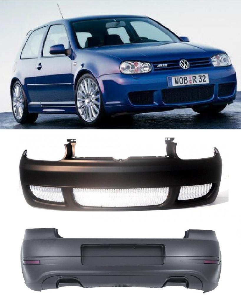 Body Kit Zderzaki Volkswagen Golf 4 Iv R32 6920553118 Oficjalne Archiwum Allegro