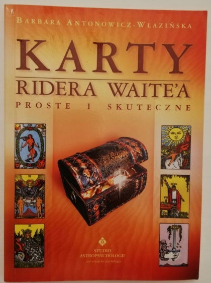 Opis do Kart Ridera Waite'a proste i skuteczne