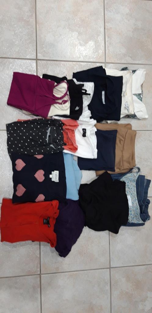 paczka z ubraniami