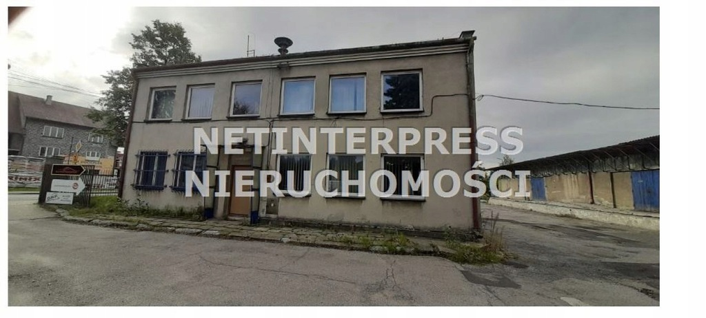 Komercyjne, Olkusz, Olkusz (gm.), 592 m²