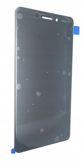 Wyświetlacz LCD szyba dotyk NOKIA 6.1