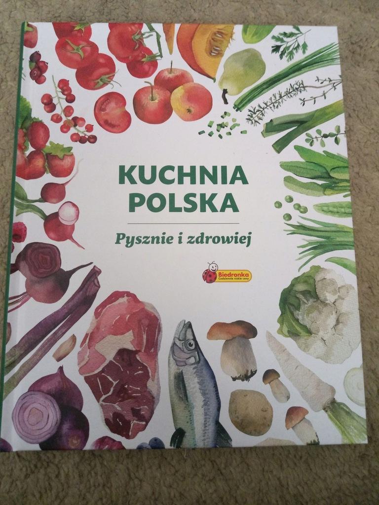 Kuchnia Polska Pysznie I Zdrowiej Biedronka 8557213758 Oficjalne Archiwum Allegro