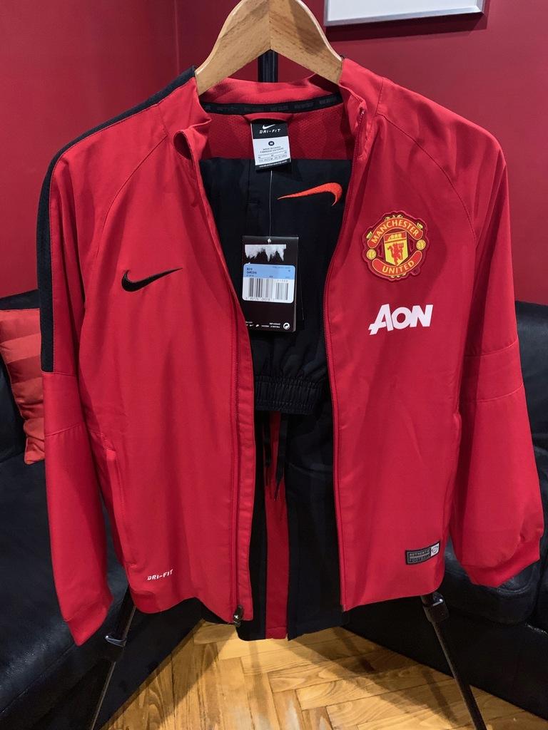 Dres dla dziecka / Manchester United / Nike / M