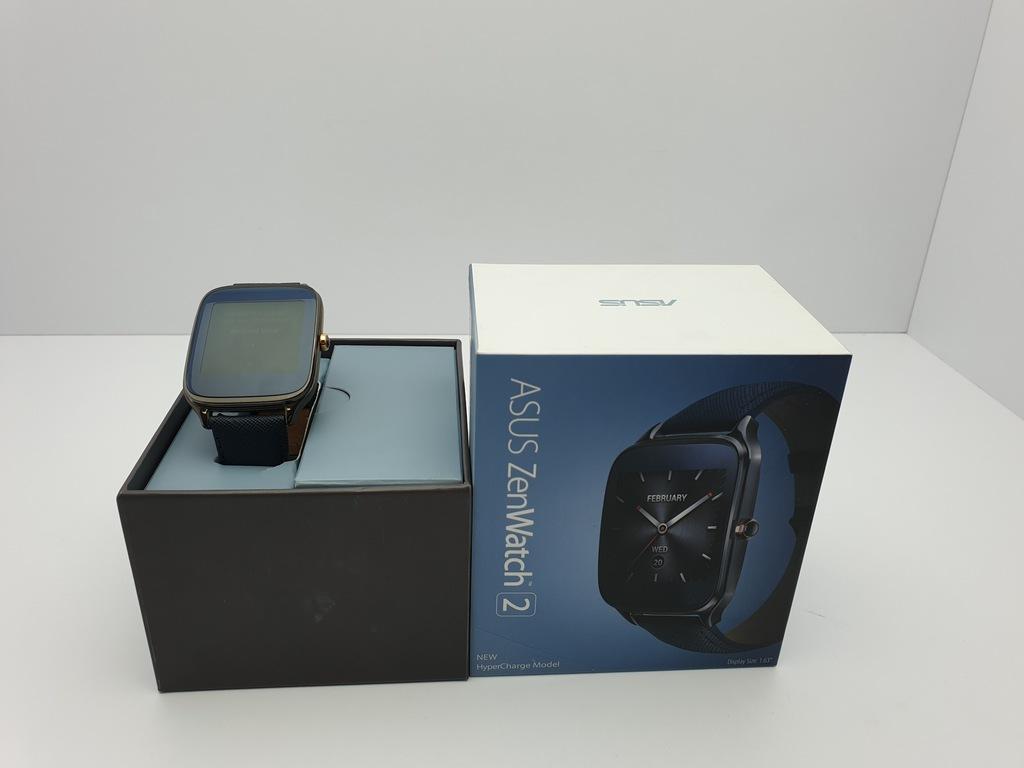 ASUS ZenWatch 2 komplet. LOMBARD66