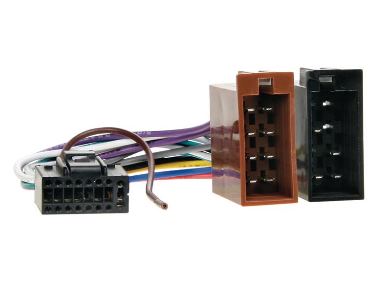 Kenwood ISO Autoradio Adapter KDC-W5137 KDC-W4037 KDC-W3537A KDC-W3037A G