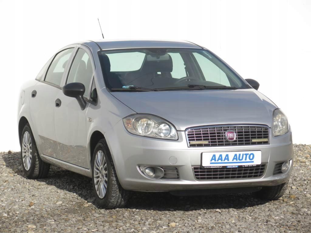 Fiat Linea 1.4 , Salon Polska, Serwis ASO, GAZ