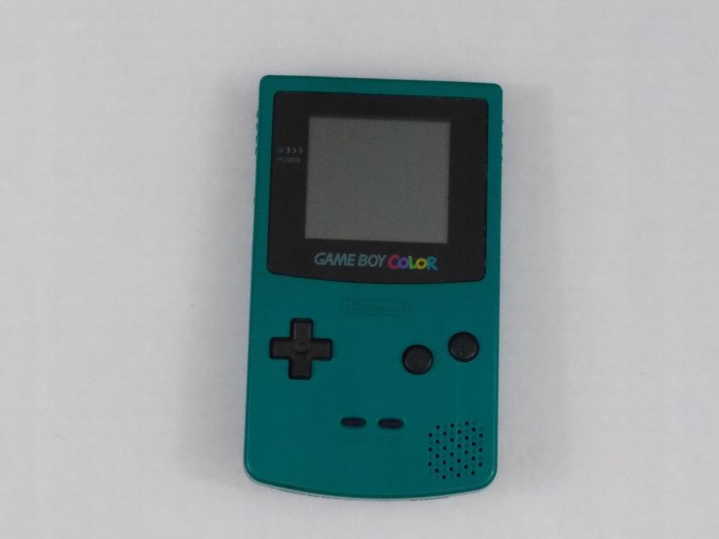 Game Boy Color zielony