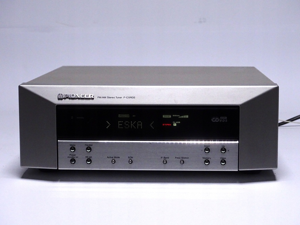 PIONEER F-C5RDS TUNER CYFROWY