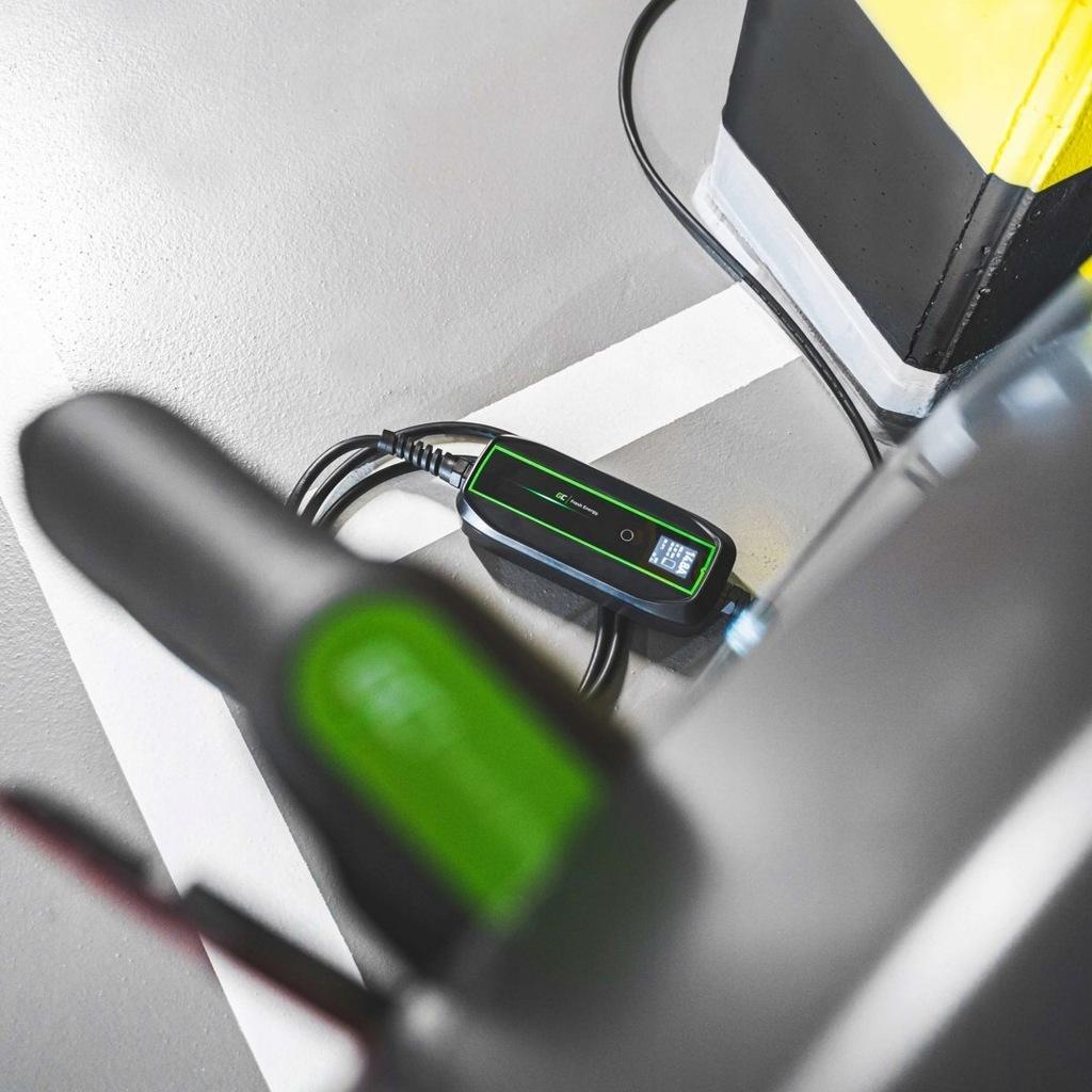 Ładowarka mobilna GC EV PowerCable 3.6kW Schuko -