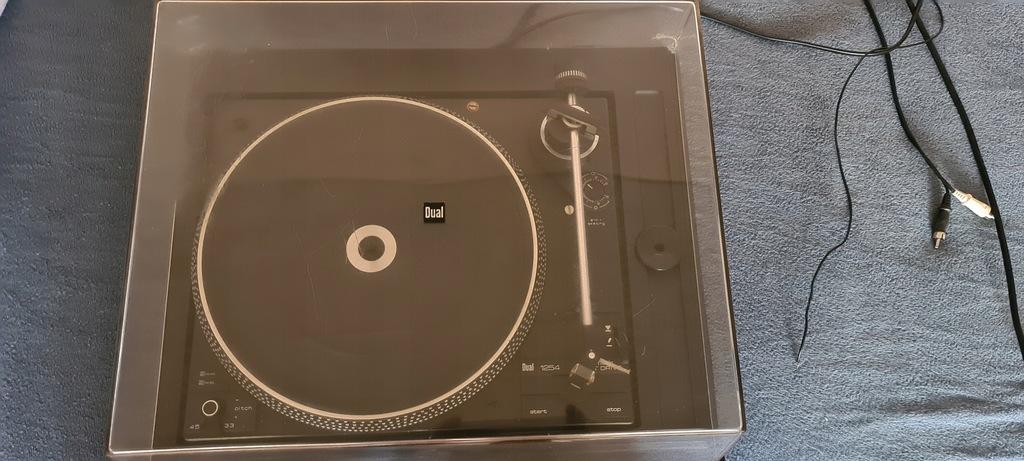 Gramofon Dual CS 1254