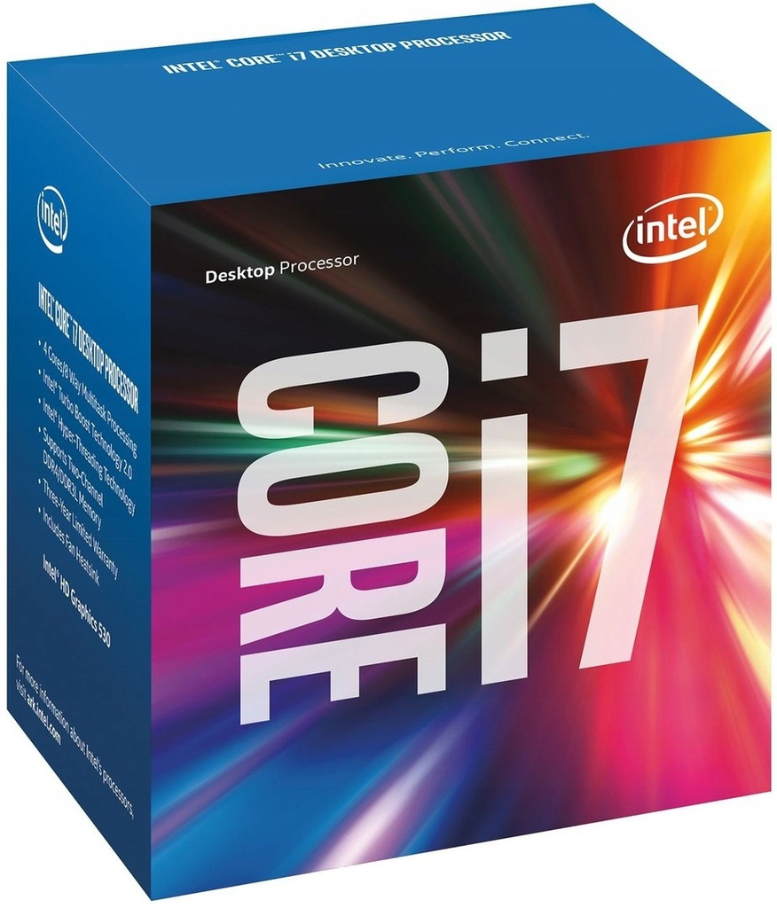 Procesor INTEL Core i7-6700 3.4-4.0 GHz 4C/8T