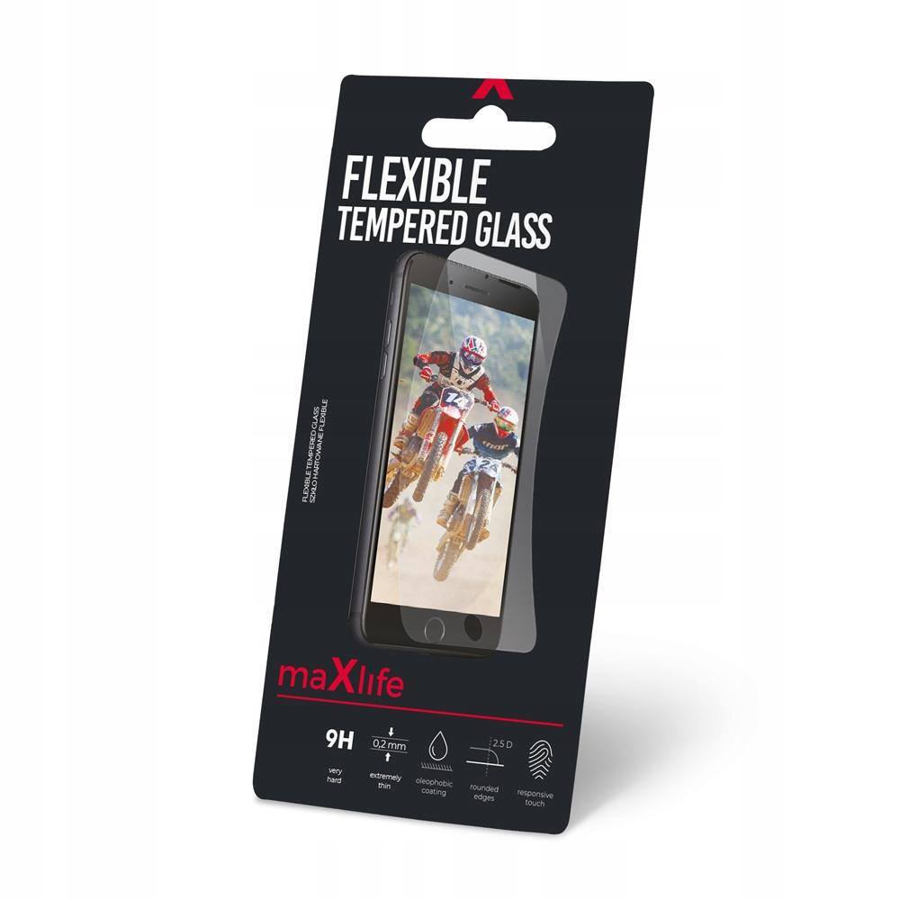 Szkło hartowane Tempered Glass Maxlife Flexible do