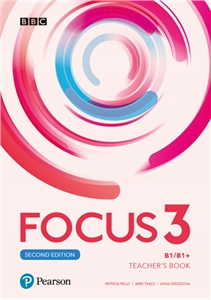 Focus Second Edition 3 Teacher's Book + 4CD i DVD